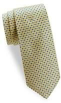 Saks Fifth Avenue Silk Floral Medallion Tie