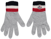 Moncler Striped Edge Gloves