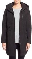 Kristen Blake Crossdye Hooded Soft Shell Jacket (Regular & Petite)