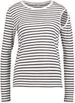 LTB BONILE Long sleeved top black/white
