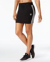 adidas Slim Three-Stripes Skirt