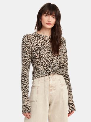 Zadig & Voltaire Lirius Leopard Sweater