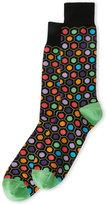 Jared Lang Squared Circles Socks