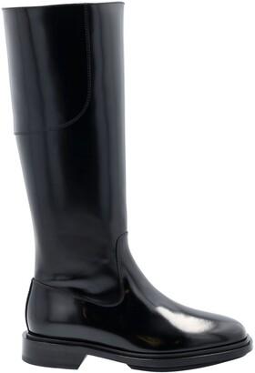 A.P.C. Charlie Thigh High Boots