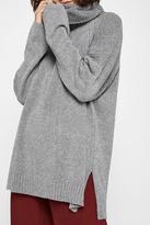 BCBGeneration Cowl-Neck Cotton Sweater