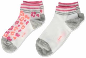 Esprit Girl's Leo Stripe Ankle Socks