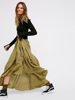 Cp Shades Latter To Love Skirt by at Free People