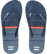 Billabong Men's Spin Thong Water Resistant Sandal Flip Flop,12 US/12 M US