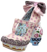 Irregular Choice Women's My Cup of Tea Closed-Toe Pumps,40 EU