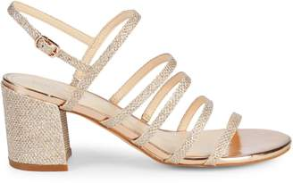 Nine West Embellished Heeled Sandals