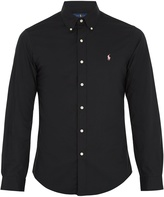 Polo Ralph Lauren Slim-fit stretch-cotton shirt