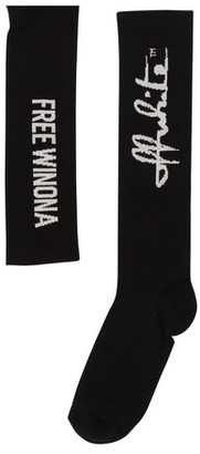 Off-White Sentences socks