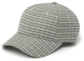 Rag & Bone Archie Tweed Baseball Cap