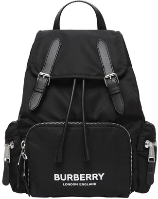 Burberry Medium Logo Rucksack
