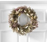 Pottery Barn Live Spring Flowers Wreath