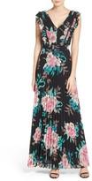 Eliza J Women's Ruffle Maxi Dress