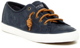 Sperry Seacoast Washed Canvas Sneaker