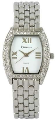 Swarovski Orphelia Analogue Quartz Crystal 154-2606-88 Ladies Watch