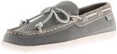 G.H. Bass Wilton Driver Weaver Shoes Grey