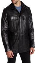 Andrew Marc Brimfiled Genuine Leather Jacket