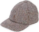 Maison Michel tweed cap