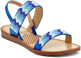 Blue Nava Sandal