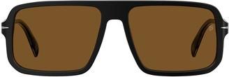 Db Eyewear By David Beckham Db Squared Acetate Sunglasses