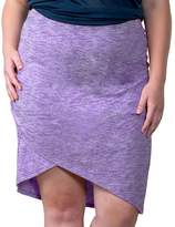 Soybu Plus Size Wren Asymmetrical Skirt