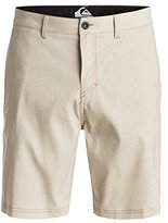 "Quiksilver Mens Twill Amphibian 20"" - Amphibian Shorts Shorts"