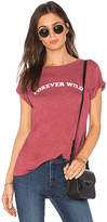 Spiritual Gangster Forever Wild Tee in Mauve. - size L (also in M,S,XS)