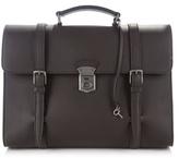 Dolce & Gabbana Leather Briefcase