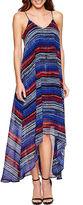 A.N.A a.n.a Sleeveless Stripe A-Line Dress