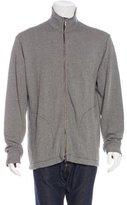 Armani Collezioni Misura Herringbone Sweater