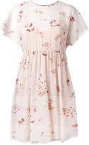 RED Valentino floral print dress - women - Polyester - 44