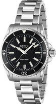 Gucci YA136403 Dive stainless steel watch