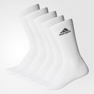 adidas Pack of 6 3-Stripes Boys Crew Socks