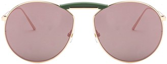 Gentle Monster Fendi X Round Lens Sunglasses
