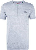 The North Face slim-fit T-shirt - men - polyester/Polypropylene/Wool - S