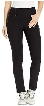 Callaway Tech Stretch Trousers (Caviar) Women's Casual Pants