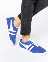Gola Classic Harrier Sneakers In Blue