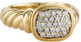David Yurman 18K Diamond Ring