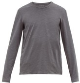 Jacques - Bonded Seam Jersey Performance Top - Mens - Grey