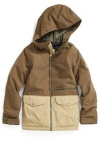 Burton Boy's Ace Hooded Waterproof Jacket