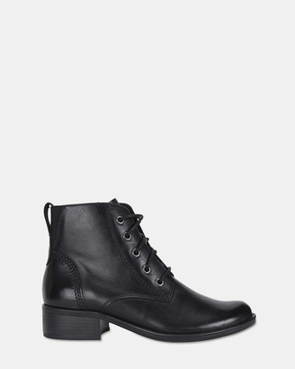 Easy Steps - Women's Black Ankle Boots - Adrian - Size One Size, 7.5 at The Iconic