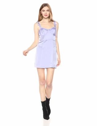 For Love & Lemons Women's Jackpot Mini Dress