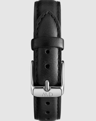 Daniel Wellington Leather Strap Petite 16 Sheffield Watch Band - For Petite 36mm