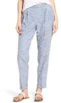 Obey Women's Sanders Stripe Cotton Pants