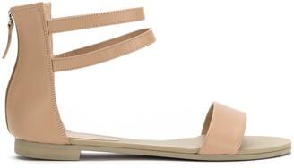 Studio Chofakian Strappy Flat Sandals