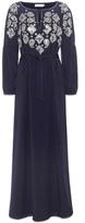 Tory Burch Lisette embellished dress