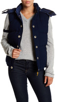 Freecity Free City Quilted Down Puffer Vest